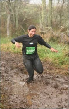 Not afraid of getting dirty #greatwalker #Toughguy Auckland