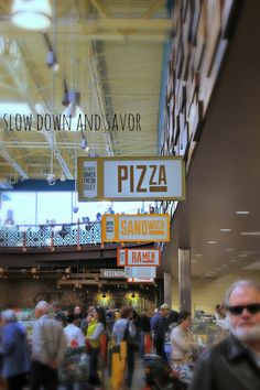 That one time I took a billion pictures at the grocery store: The brand new Whole Foods Market at The Domain | Slow Down and Savor