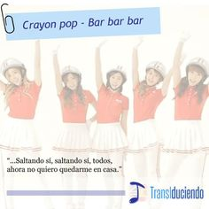 Crayon pop - Bar bar bar KPop