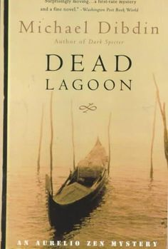 Dead Lagoon: An Aurelio Zen Mystery