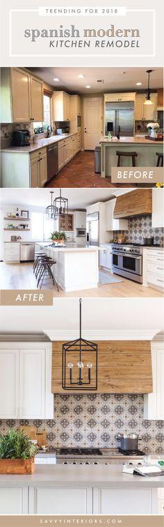 14 best spanish modern kitchen remodel images kitchen ideas rh pinterest com