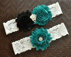 e98e717f4ab Philadelphia Eagles Wedding Garter Set
