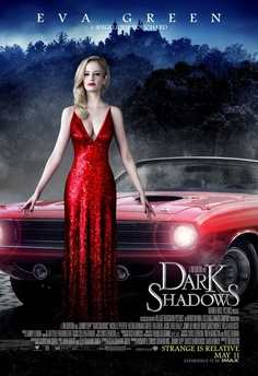 Eva Green looks more alive in this poster for Dark Shadows