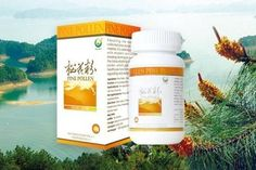 Pine Pollen Powder and Tablets