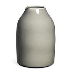 Grey Green Vase