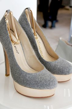 At the press day Delance Fashion spotted our shoes at Noise PR!