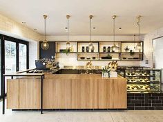 Café Hutch & Co. in Lilydale von Biasol Design Studio