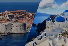 TURISMO   EUROPA - Croácia X Grécia: escolha o seu destino de verão na Europa e embarque agora :: Jacytan Melo Passagens