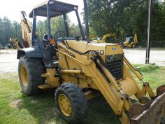 Ford Tractor Backhoe   Please contact the seller for availability