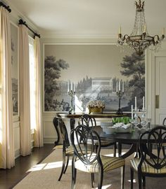 Hadley Court Blog Post: In Defense of the Dining Room - Written by Blog Content Contributor: Jessica Gordan Ryan #TimelessDesign