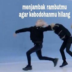 43 Ideas memes indonesia wikihow for 2019 Memes Funny Faces, Funny Kpop Memes, Exo Memes, Cute Memes, Nct, K Meme, Cartoon Jokes, Boyfriend Humor, K Idol