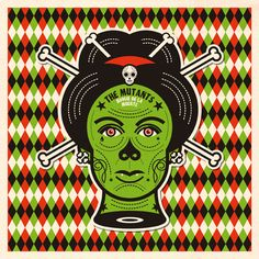 Dr. Alderete 2011 The Mutants - Boogie De La Muerte [Jymp Rekords JYMP-013] #albumcover