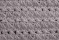Crocus Needle Arts School Article - Crochet Star Stitch