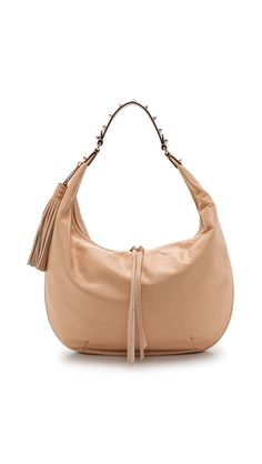 Love this Rebecca Minkoff bag for spring. It's like the absolute perfect neutral tan.