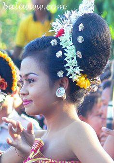 Puputan Klungkung Dancer - Bali - Indonesia