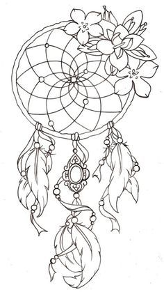 digi dream catcher images for cards - Google Search
