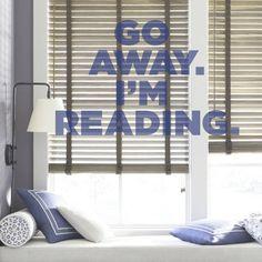 Book nerds unite! #Quote