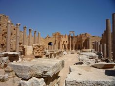 Authentic Libya tours!  http://www.experienceittours.com/libya-itineraries/