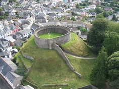 Totnes Castle is one of the best preserved examples of a Norman motte and bailey…