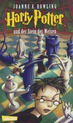 Harry Potter und der Stein der Weisen: Amazon.de: Joanne K. Rowling, Klaus Fritz: Bücher