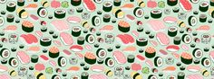 Sushi Forever by Kristin Nohe Juchs