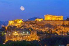 Acropolis Grécia.