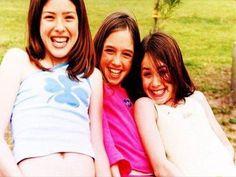 Que bebas: Maria Eugenia Suarez, Candela Vetrano y Mariana Esposito