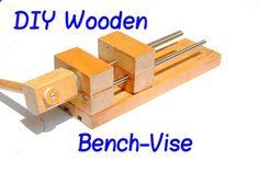 """Come fare un legno 6 """"da banco Vise"""