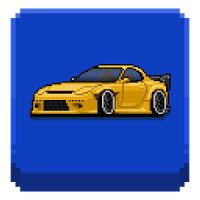 Pixel Car Racer 1.0.98 MOD APK  games racing