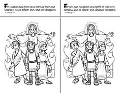 Shadrach Meshach and Abednego Coloring Page - 28 Shadrach Meshach and Abednego Coloring Page , Shadrach Meshach and Abednego Bible Coloring Pages Whats Bible School Crafts, Sunday School Crafts, Bible Crafts, Sadrac Mesac Y Abednego, Catholic Religious Education, Spirit Of Fear, Bible Coloring Pages, Coloring Sheets, Bible Lessons For Kids