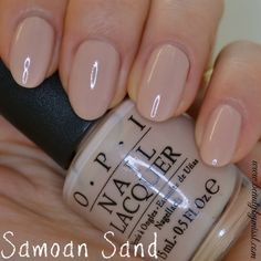 Want some ideas for wedding nail polish designs? This article is a collection of our favorite nail polish designs for your special day. Read for inspiration Opi Nail Polish Colors, Neutral Nail Polish, Nail Polish Designs, Opi Nails, Opi Colors, Opi Polish, Best Gel Nail Polish, Stiletto Nails, Shellac
