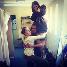 Aimee, Louisa & Bobby