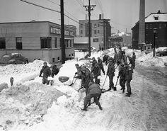 1950 Snow Storm