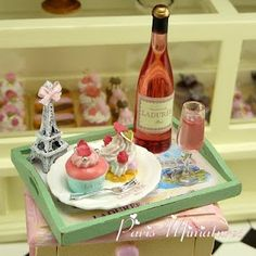 Laduree...What a fun little offering with huge French style. Oui!