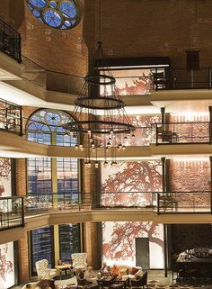 Boston, Massachusetts | previously a jail, the Liberty Hotel is a historic place to stay