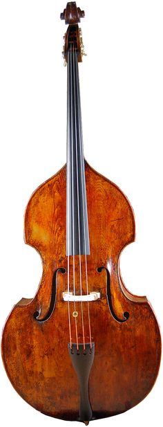 Venetian Violone / Double Bass circa 1650