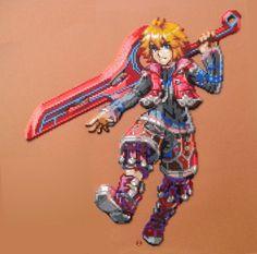 Shulk - Xenoblade Chronicles