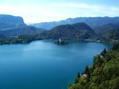 Lake Bled, Slovenia - off the beaten path places in Europe
