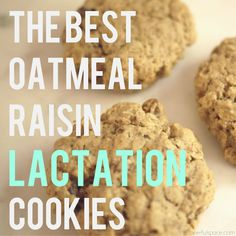 """Are they made with breast-milk?"" That's usually the first question I hear when I mention ""lactation cookies."" No…..no, they're not, it's to help you…"