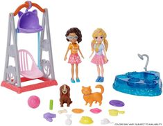 Pocket Polly, Polly Pocket World, Barbie Doll House, Barbie Dolls, Mermaid Tails For Kids, Mini Craft, Lol Dolls, Colouring Pages, Siena