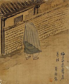 Korean Traditional art by Shin Yun-bok KOREAN ANTIQUES AND ART : More At FOSTERGINGER @ Pinterest