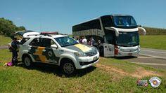 Mulher que Transportava Drogas em Ônibus é Detida por Policiais Rodoviário Estadual.