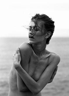 Full Feeling Simplicity | Louise De Chevigny by Brydie Mack