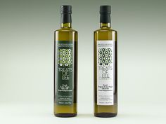Treats Of Life Olive Oil-The Kotsonis Estate on Behance PD