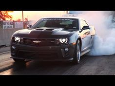 The 700 HP Hennessey Camaro ZL1 -- TUNED