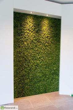 Jardin Vertical Artificial, Artificial Green Wall, Pool Landscape Design, Garden Design, House Design, Succulent Wall Art, Plant Wall, Stone Wall Design, Spa Interior