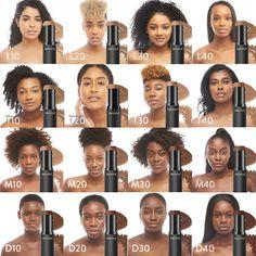 Foundation Shade Match, Foundation Stick, Find My Match, Face L, Makeup On Fleek, Brown Girl, Natural Make Up, Match Making, Professional Makeup