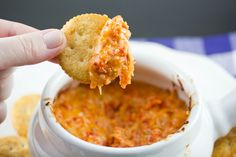 Asiago and Beer Dip
