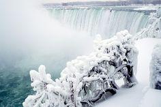 A winter getaway in Niagara Falls