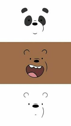 We Bare Bears wallpaper by Leeeeeeeeleebo - - Free on ZEDGE™ Wallpaper Sky, Cute Panda Wallpaper, Cartoon Wallpaper Iphone, Disney Phone Wallpaper, Kawaii Wallpaper, Cute Wallpaper Backgrounds, We Bare Bears Wallpapers, Panda Wallpapers, Cute Cartoon Wallpapers